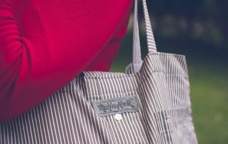 Košilotaška od Recyklátorky