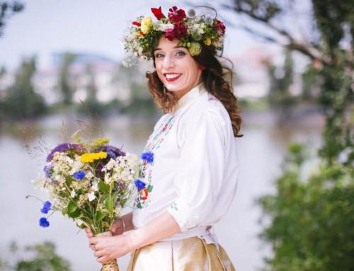 Průvodce ekologickou svatbou aneb bereme se jinak